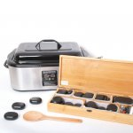 Hot Stone Massage Set gro� W�rmeger�t +...